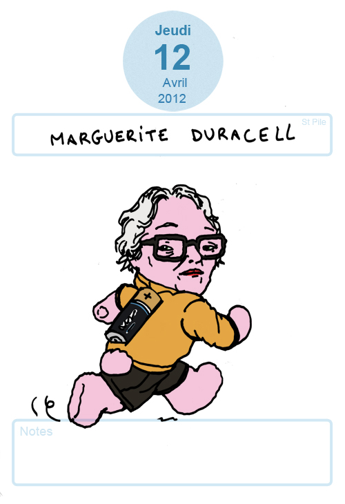 marguerite duracell