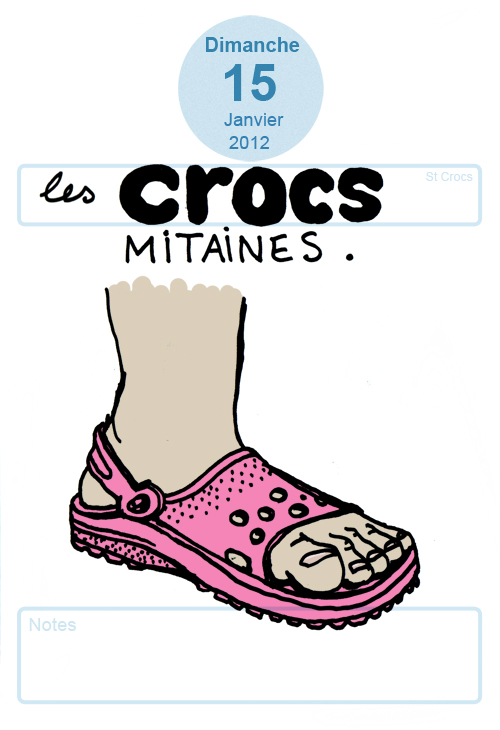 CrocsMitaine