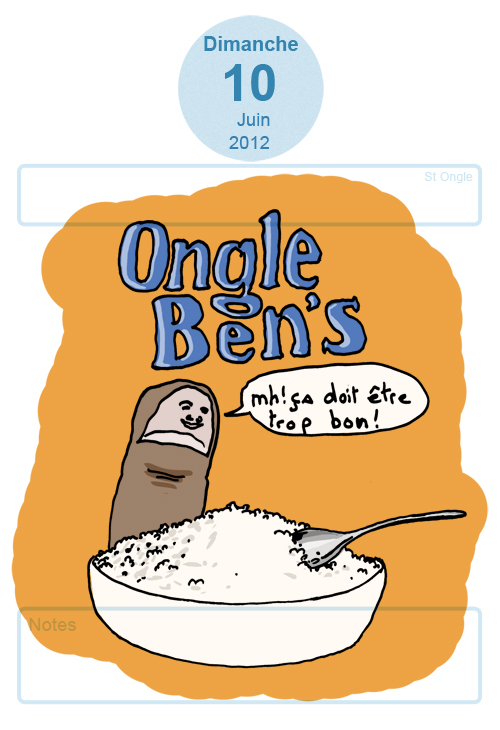 Ongle Ben's